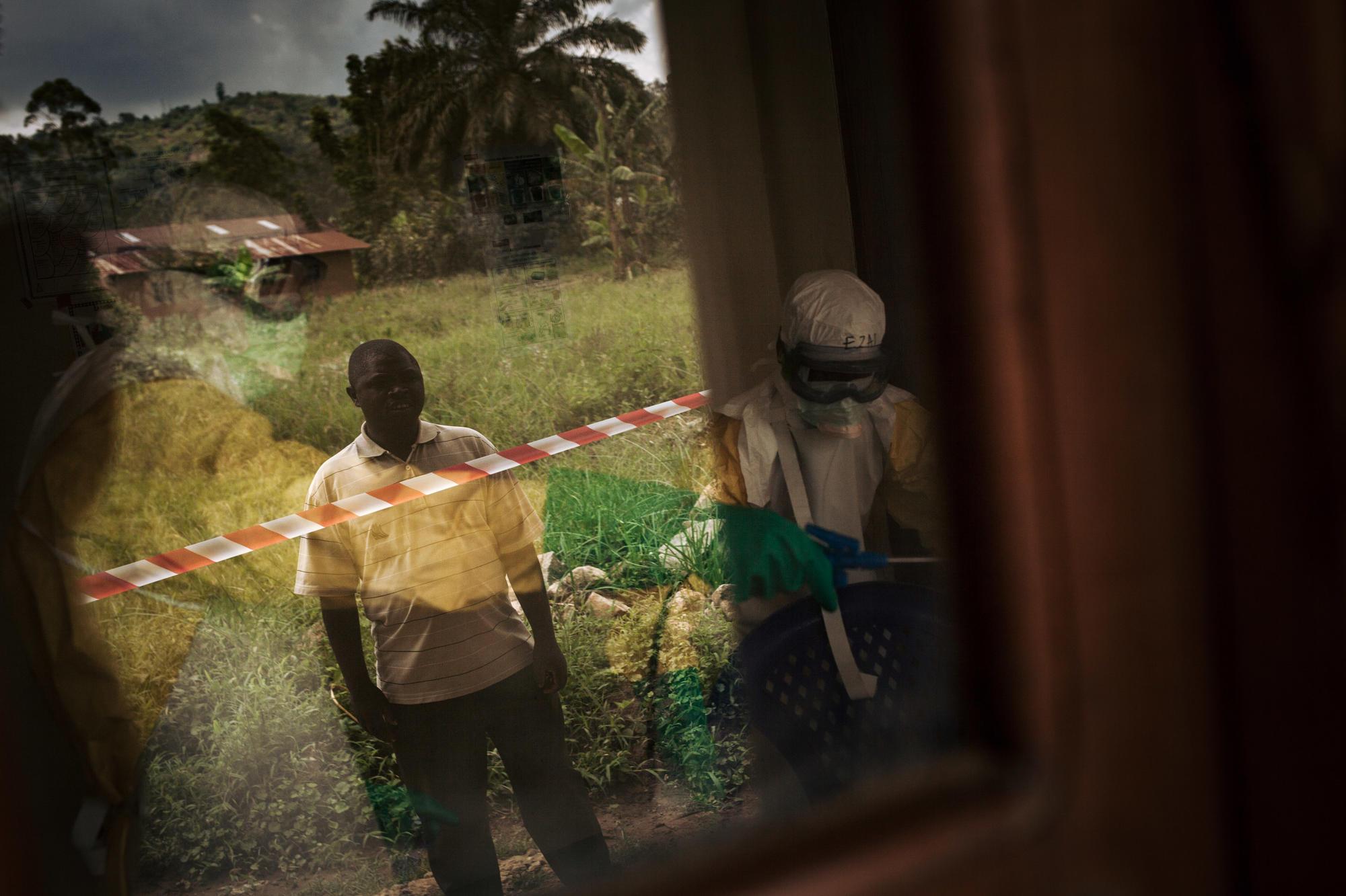 Ebola : MSF augmente ses activités en RDC dans un contexte de tensions croissantes