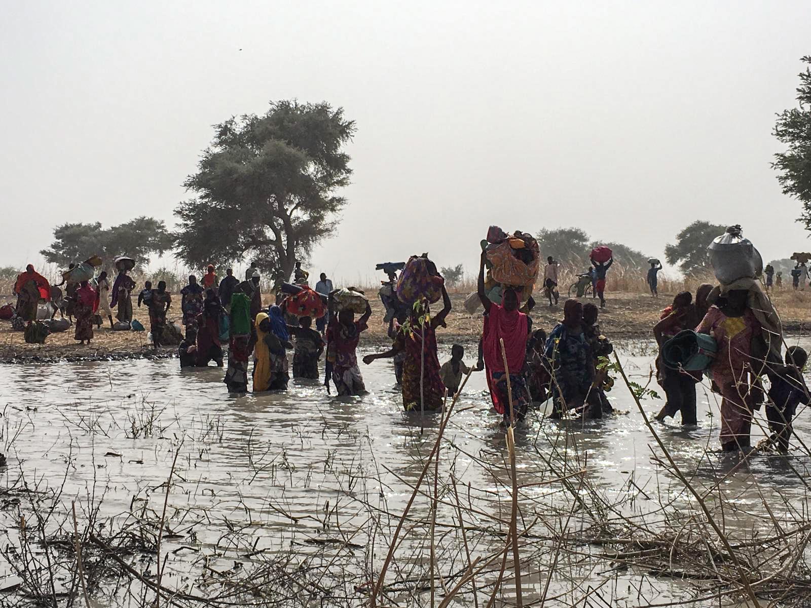 Nord-est du Nigeria : « Rann transformée en cimetière » après une attaque violente