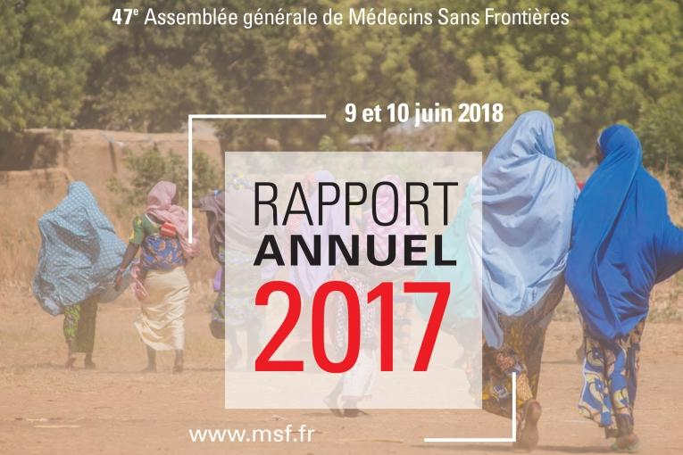 Rapport annuel MSF 2017-2018