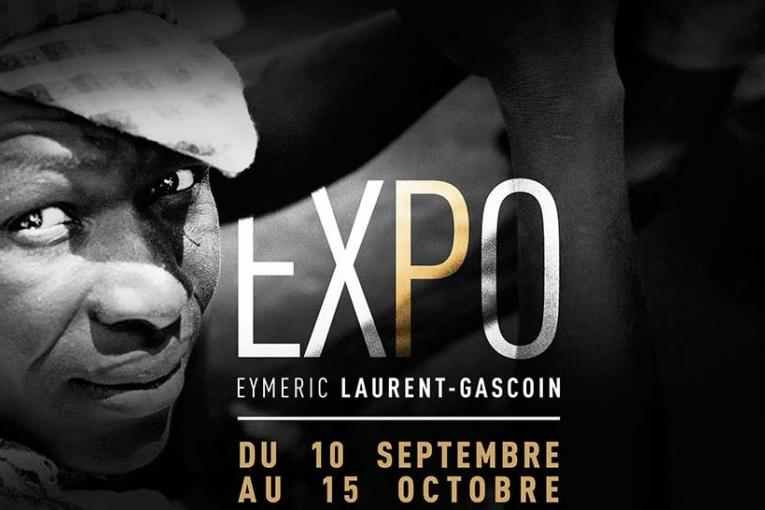 Exposition photos Eymeric Laurent Gascoin