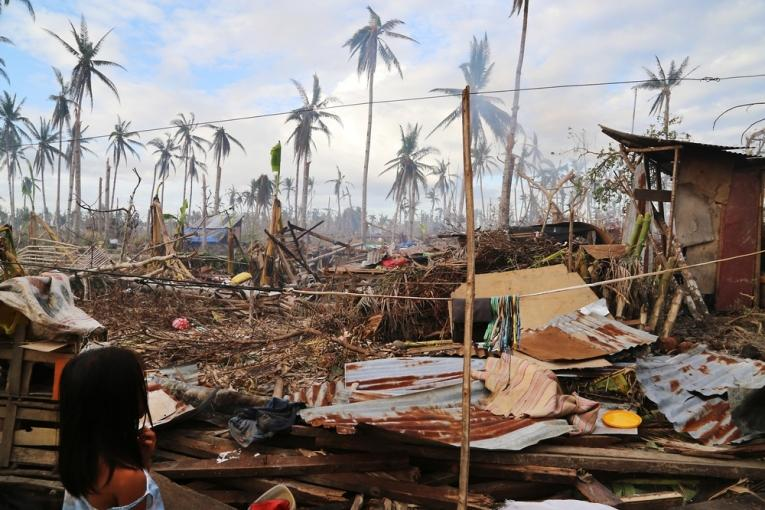 Photo Haiyan Phillippines
