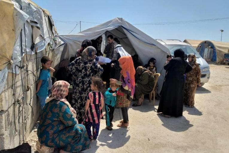 Syria: Situation in Idlib deteriorates dramatically IDP Deir hassan