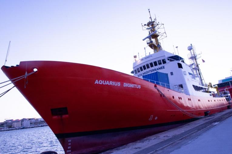 Aquarius Forced To End Operations