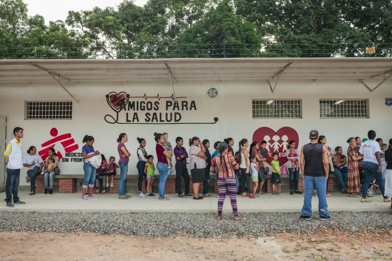 Providing essential care to vulnerable communities in Anzoategui
