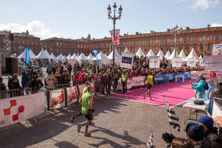 Photo actu Marathon Toulouse 2014
