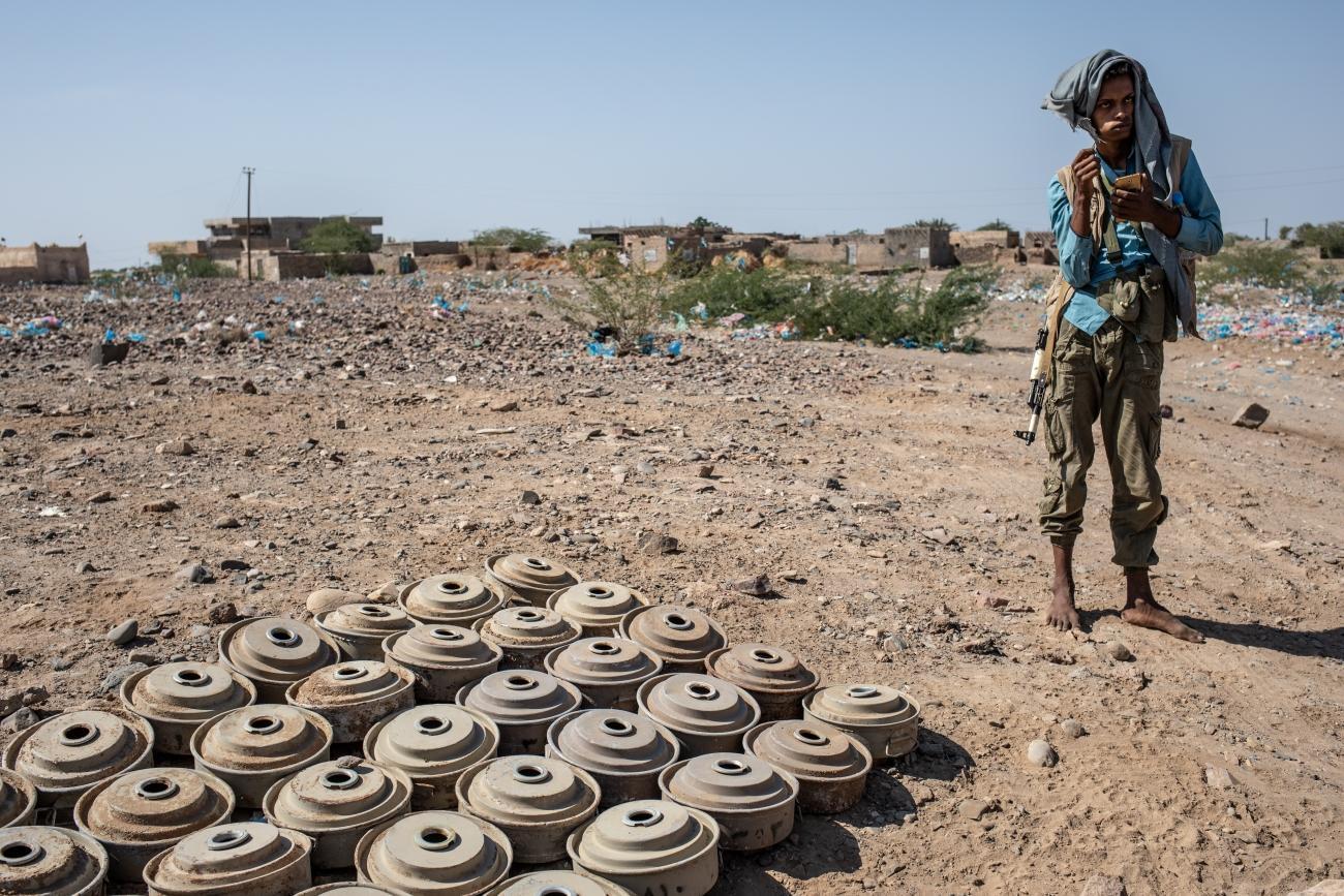 Yémen, Mawza, décembre 2018.  © Agnes Varraine-Leca/MSF