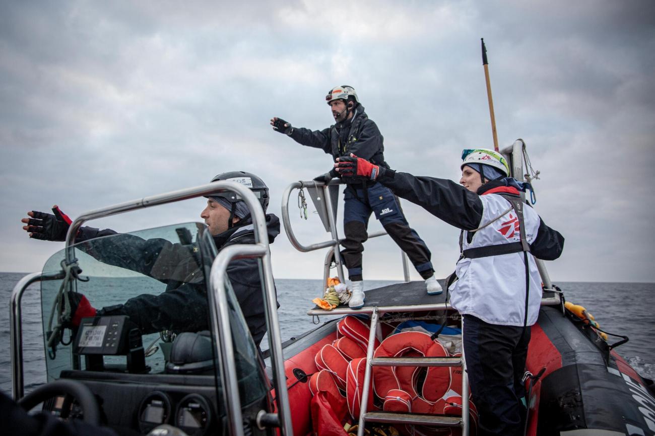 © Anthony Jean/SOS Méditerranée