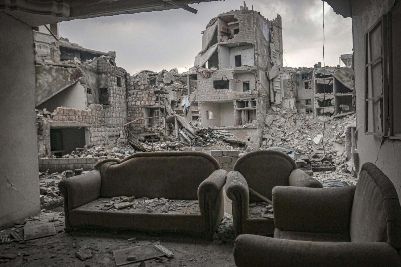 © Muhammed Said/Anadolu Agency via Getty Images