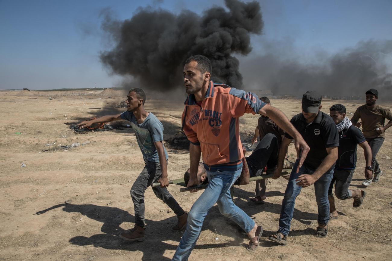 Palestine, Gaza  © Laurence Geai
