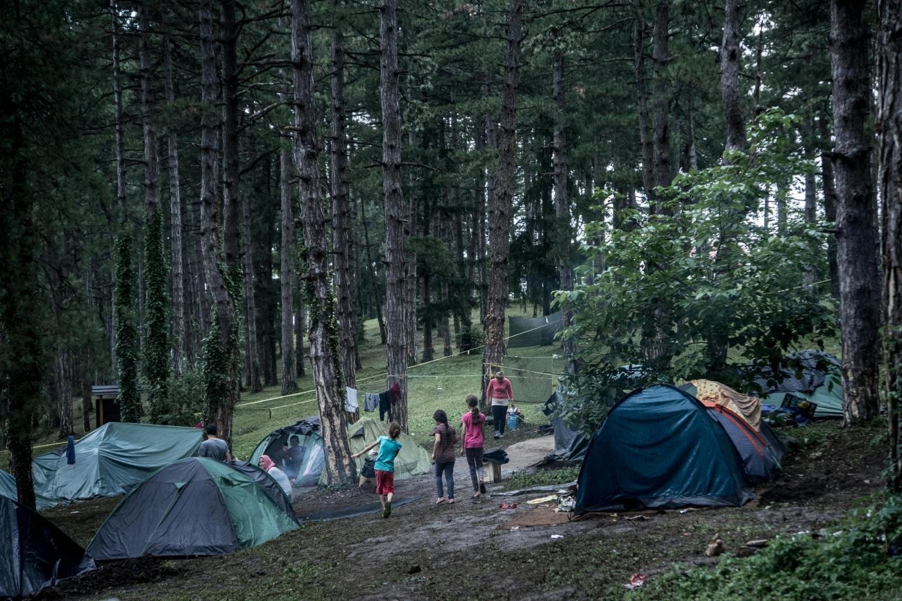Bosnie Herzégovine, Bihac  © Kamila Stepien