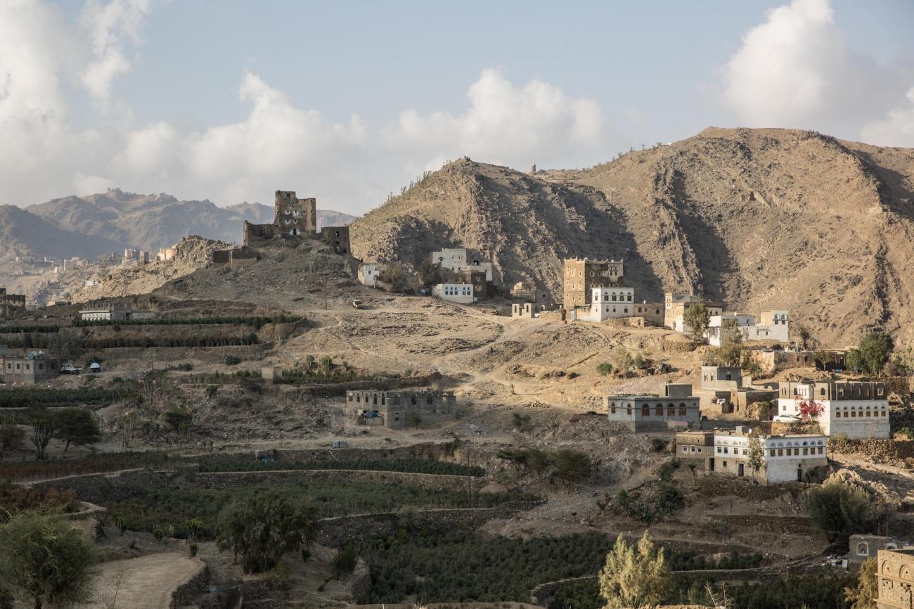 Haydan. Gouvernorat de Saada. Yémen. Mars 2018.  © Agnes Varraine-Leca/MSF