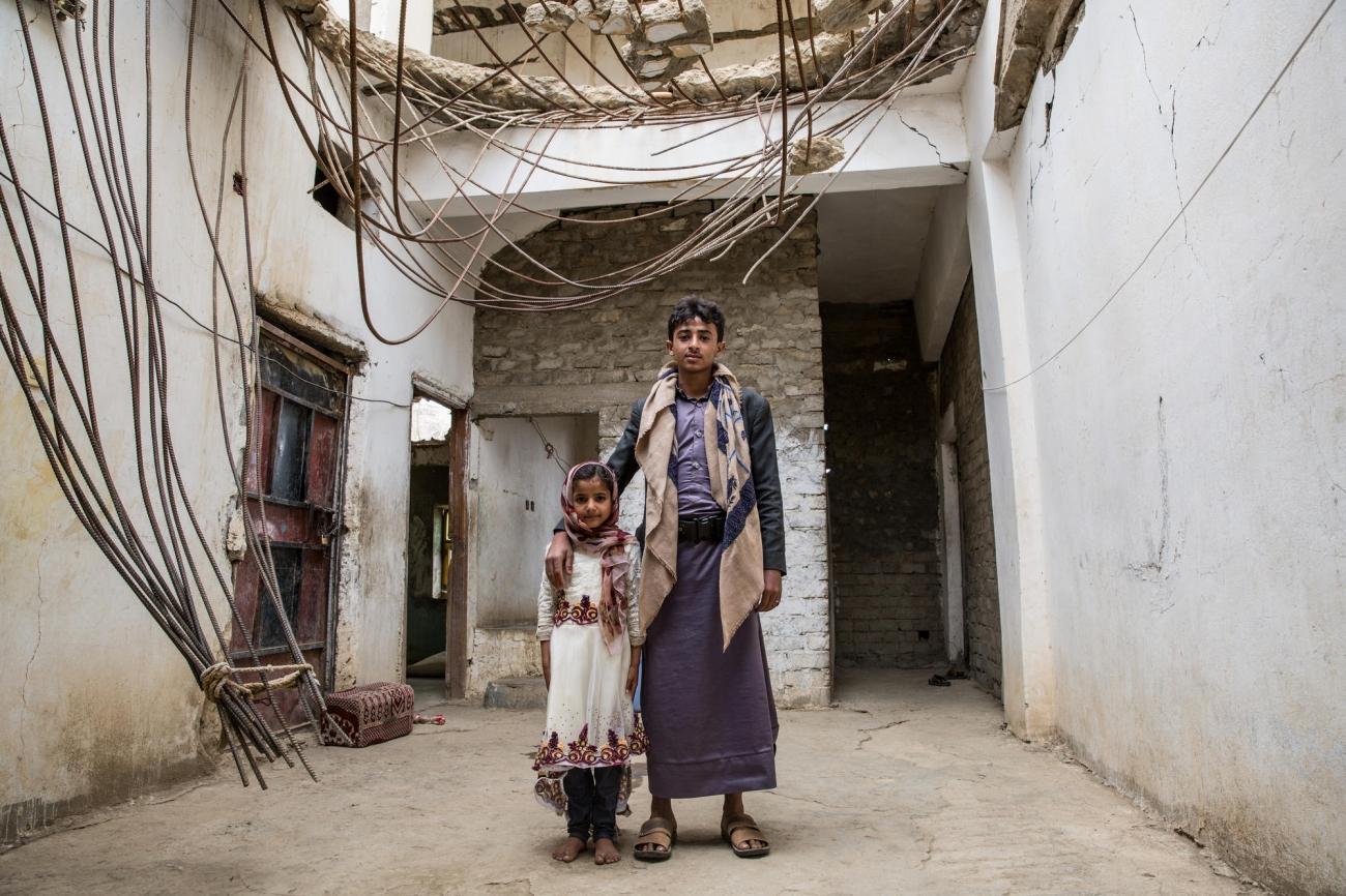 Yémen, Haydan. Mars 2018.  © Agnes Varraine-Leca/MSF