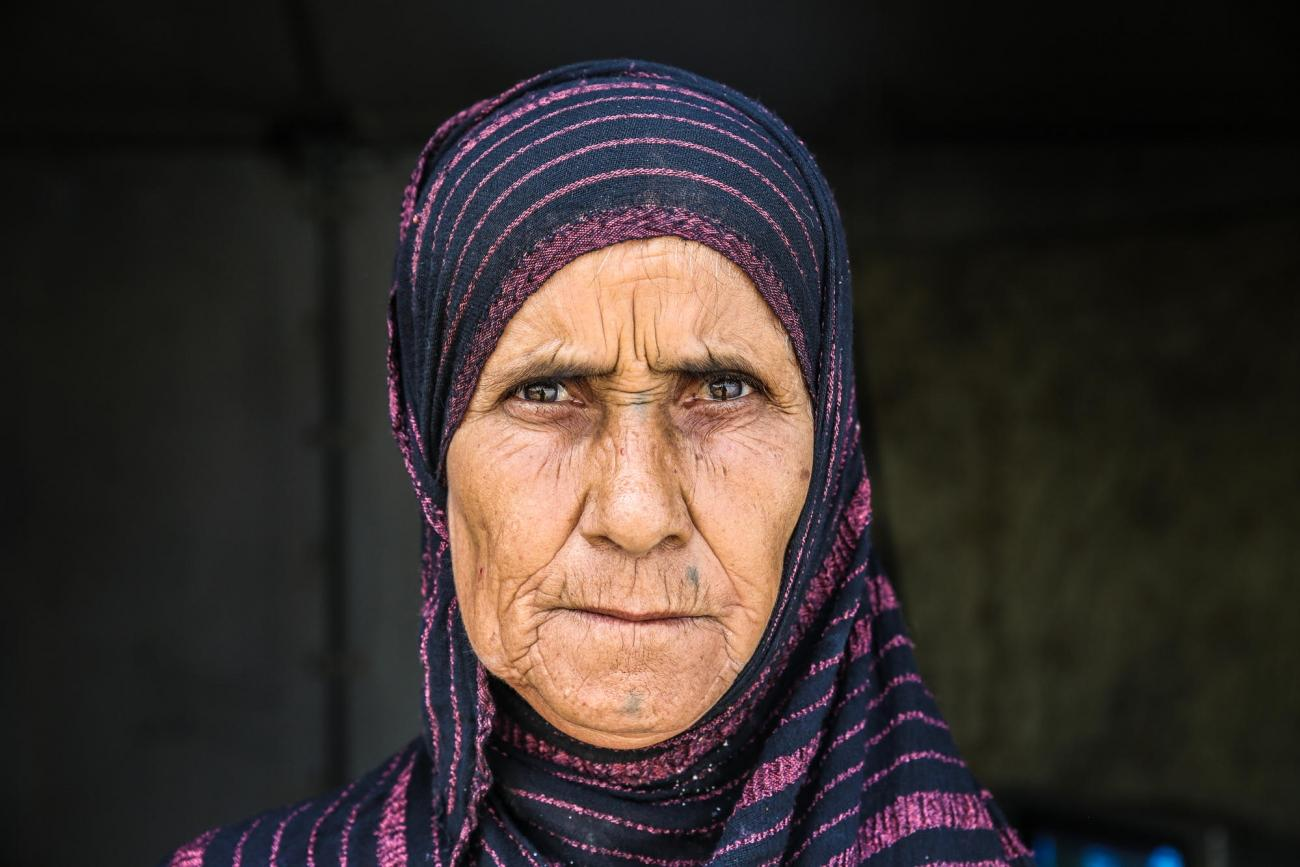 Irak, Anbar  © Mohammad Ghannam/MSF