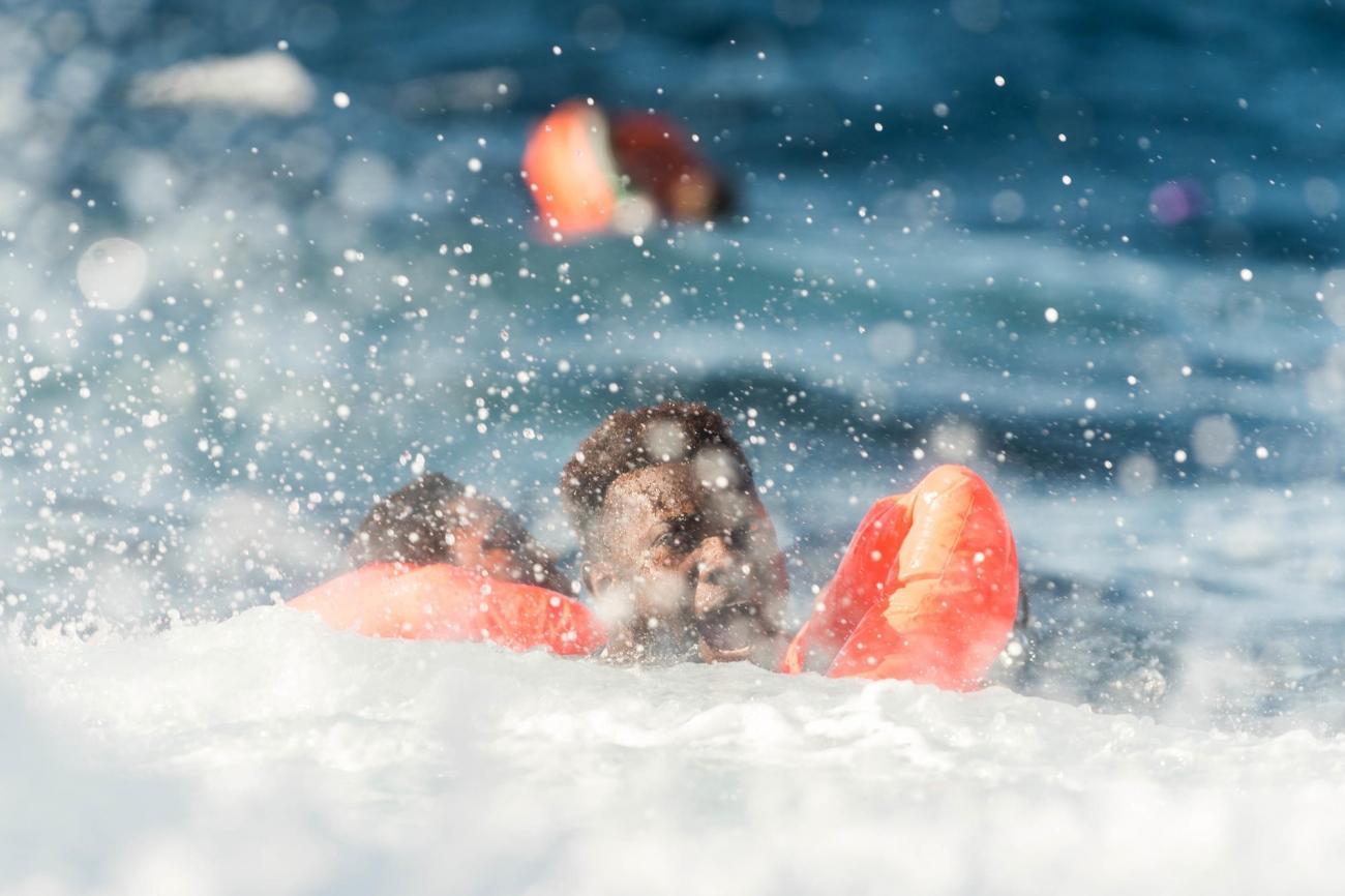 Mer Méditerranée.  © Laurin Schmid/SOS MEDITERRANEE