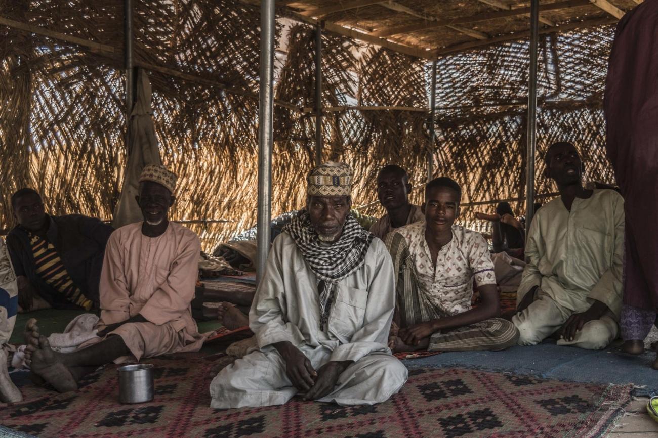 Nigéria, Maiduguri  © Maro Verli/MSF