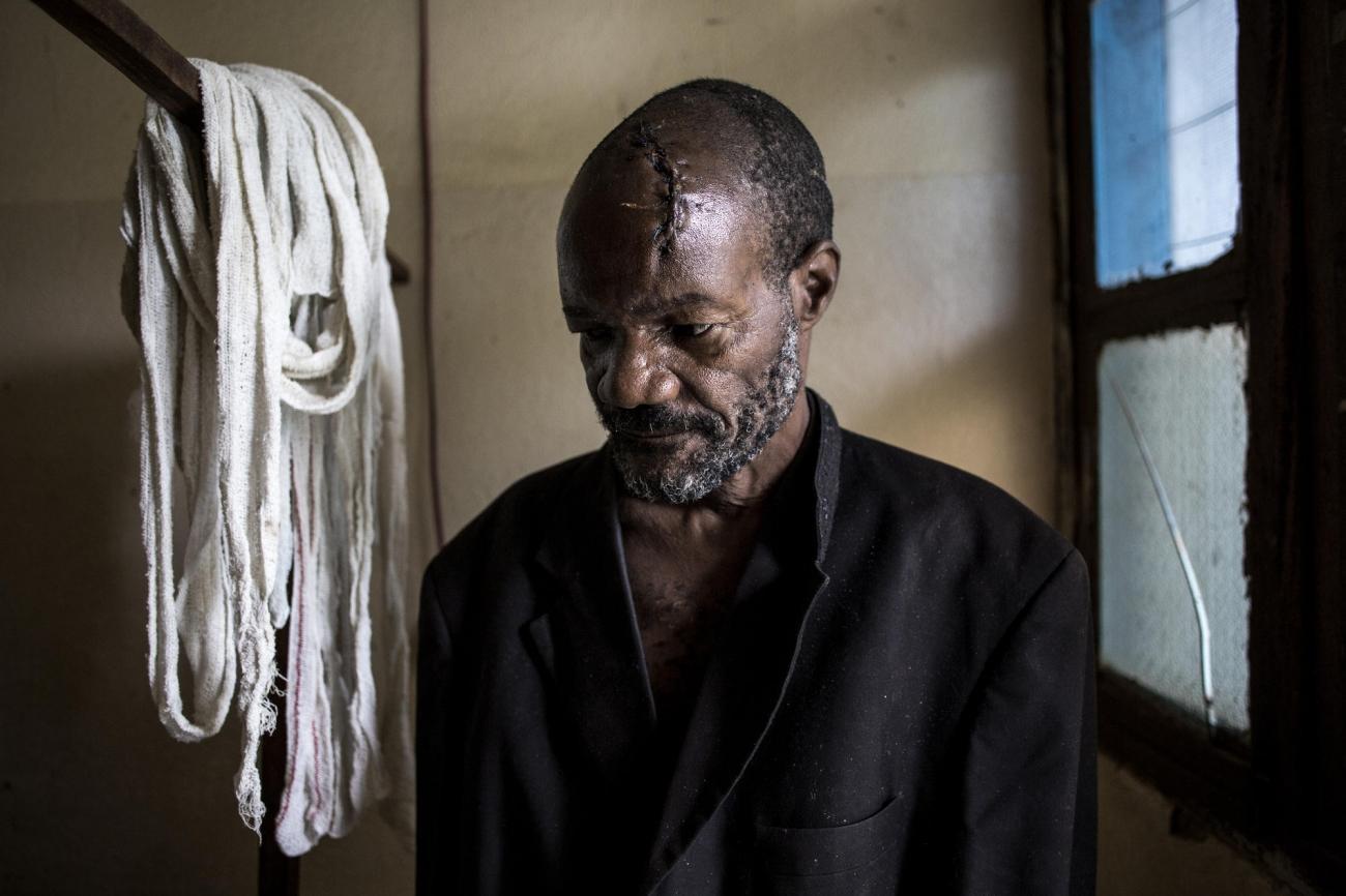 République démocratique du Congo, Bunia  © John Wessels