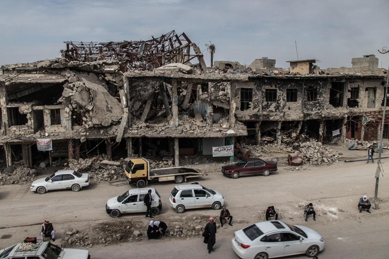 Irak. Mossoul  © Sacha Myers/MSF