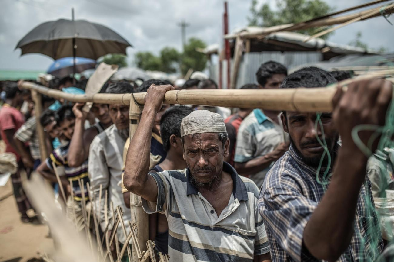 Bangladesh, Cox's Bazar  © Pablo Tosco/Angular