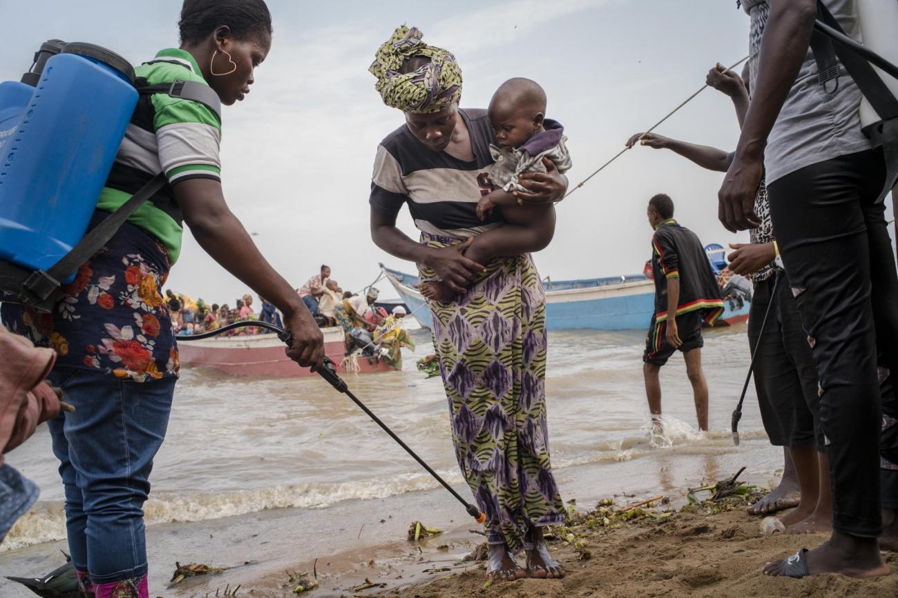 Ouganda, Sebagoro  © Diana Zeyneb Alhindawi