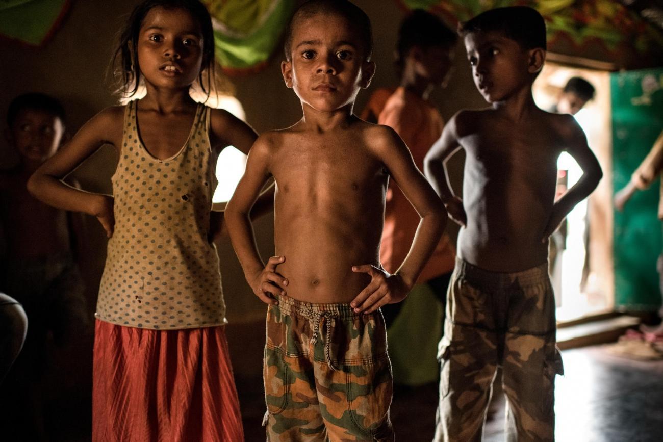 Bangladesh, Cox's Bazar.  © Robin Hammond/NOOR