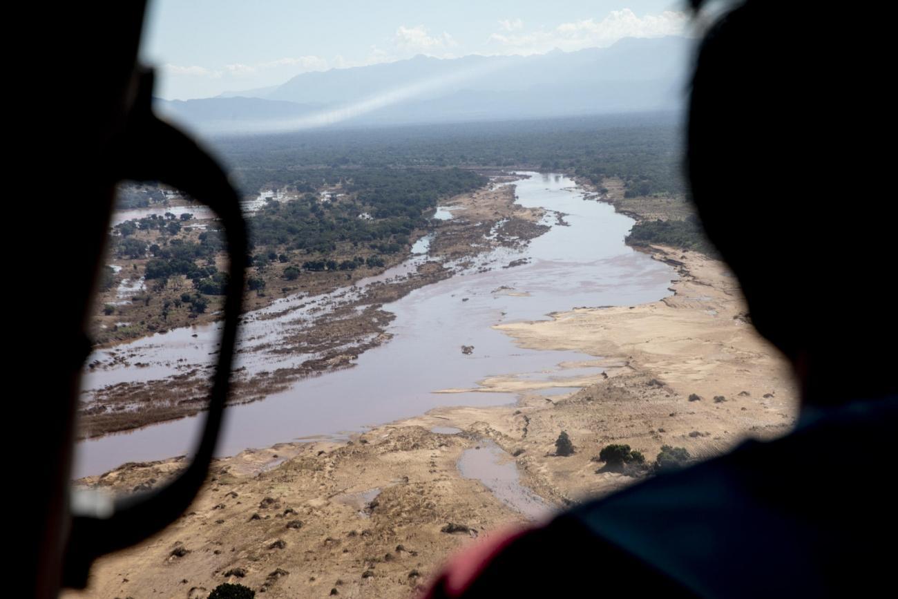 Buzi,Mozambique.  © MSF/Pablo Garrigos