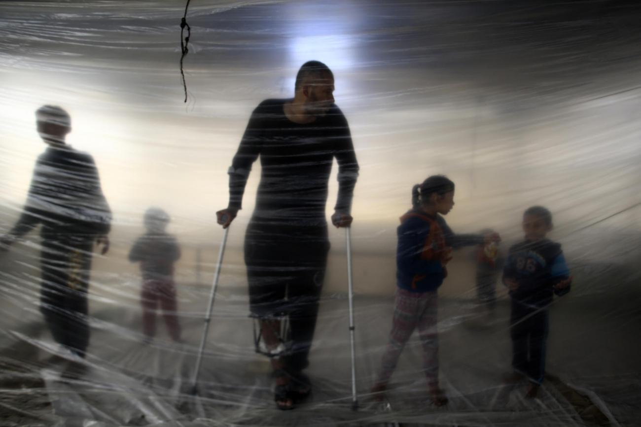 Gaza, Palestine.  © Mohammed ABED