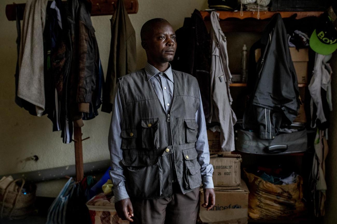 République démocratique du Congo.  © Pablo Garrigos/MSF