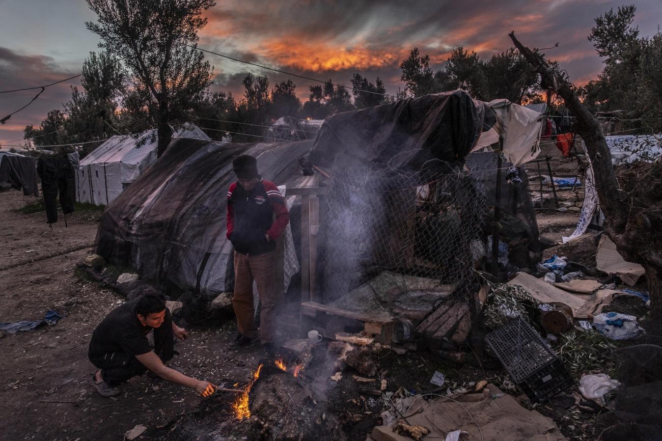 Lesbos, Grèce.  © Anna Pantelia/MSF