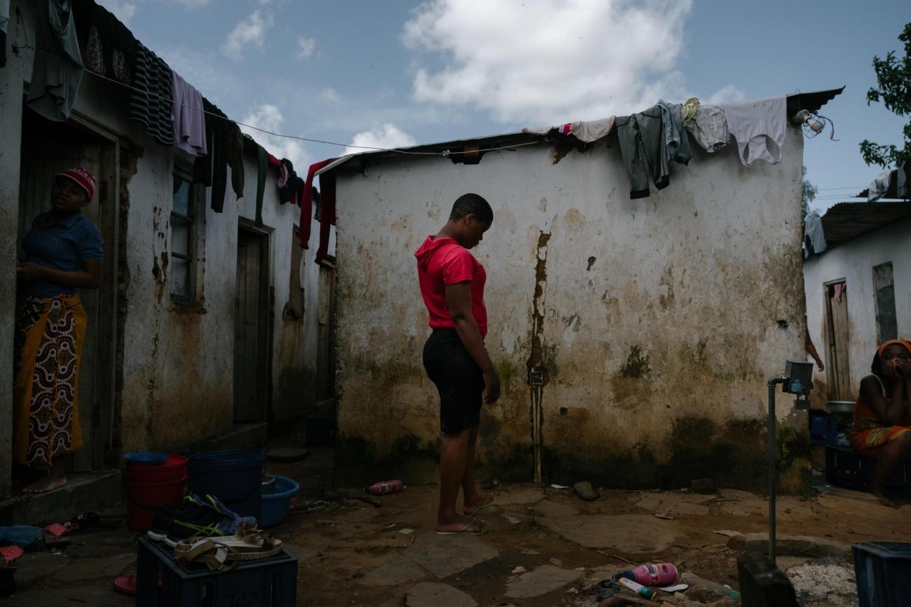 Mwanza,Malawi.  © Isabel Corthier/MSF