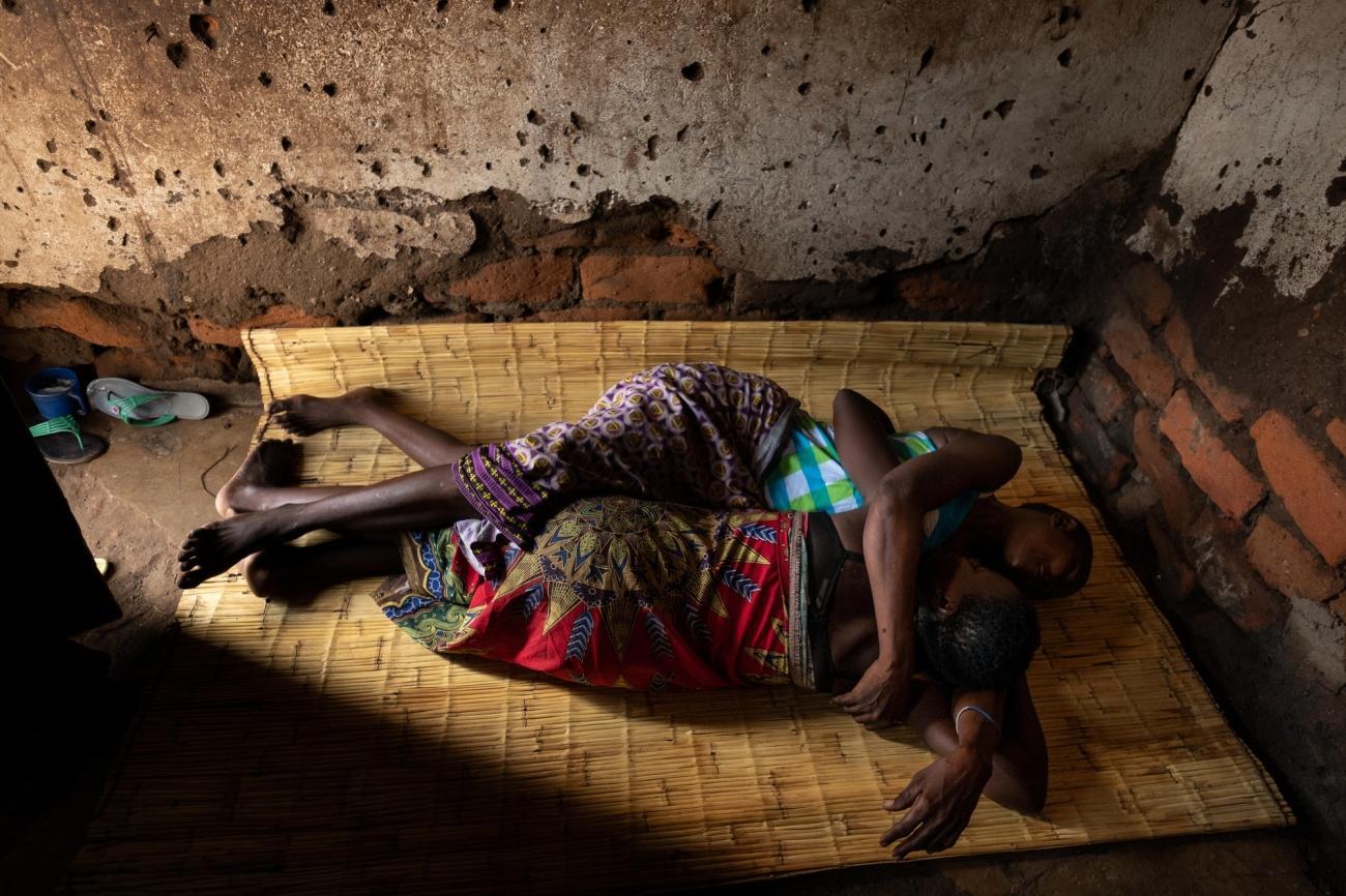 Nsanje, Malawi.  © Isabel Corthier/MSF