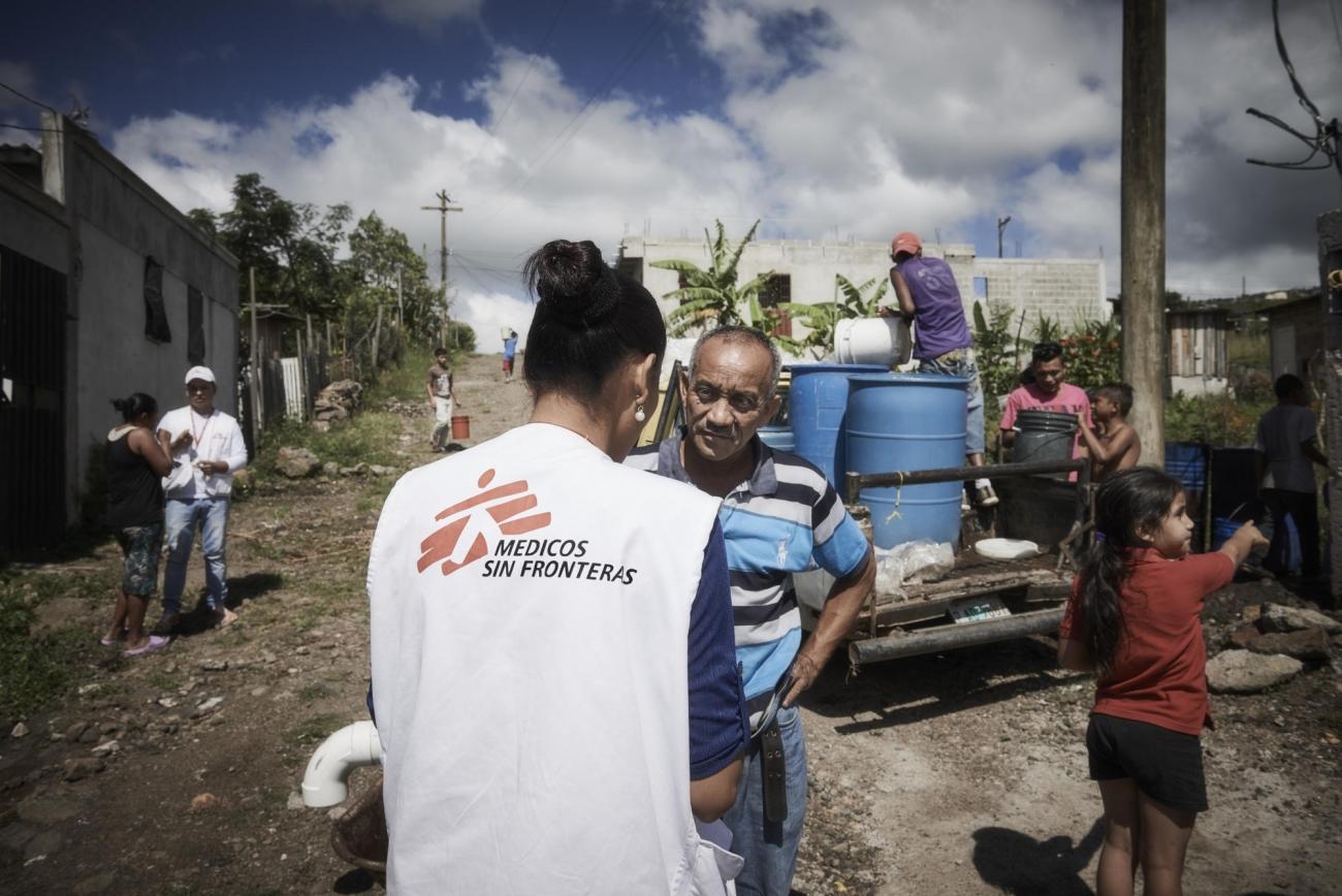 Tegucigalpa, Honduras.  © MSF/Christina Simons