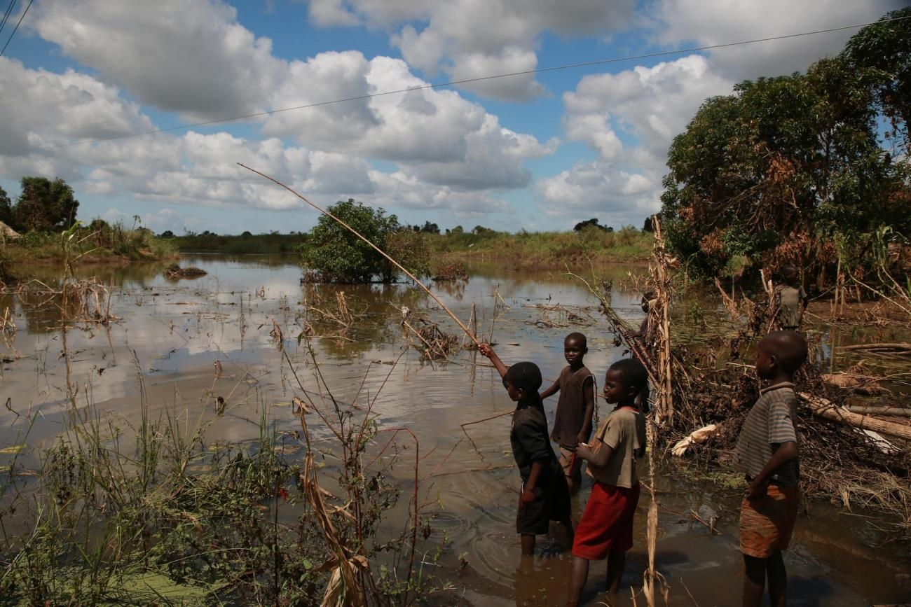 Nhamatanda, Mozambique.  © Mohammad Ghannam/MSF