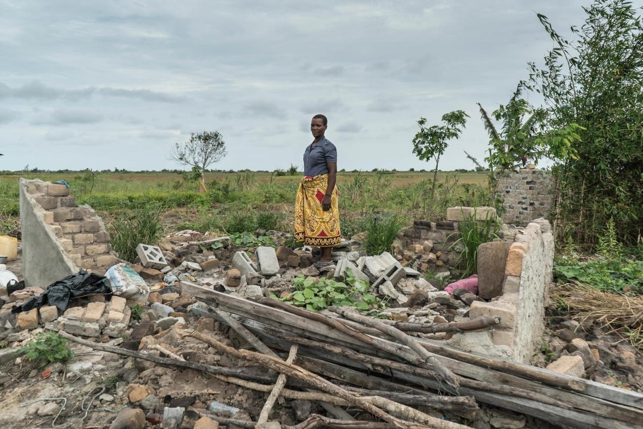 Nhasassa, Mozambique.  © Giuseppe La Rosa/MSF