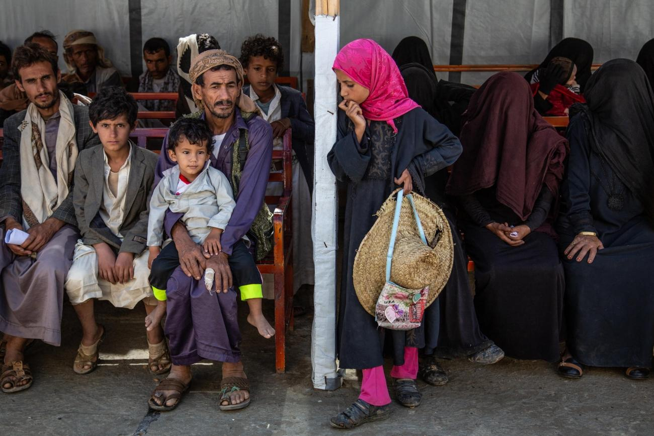 Haydan, Yémen.  © Agnes Varraine-Leca/MSF