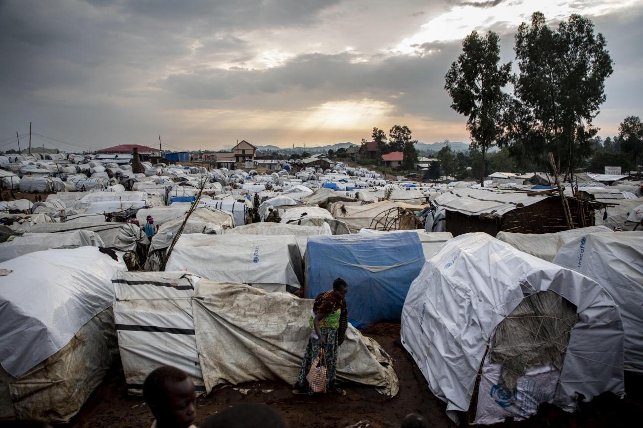 Bunia, République démocratique du Congo.  © Pablo Garrigos/MSF
