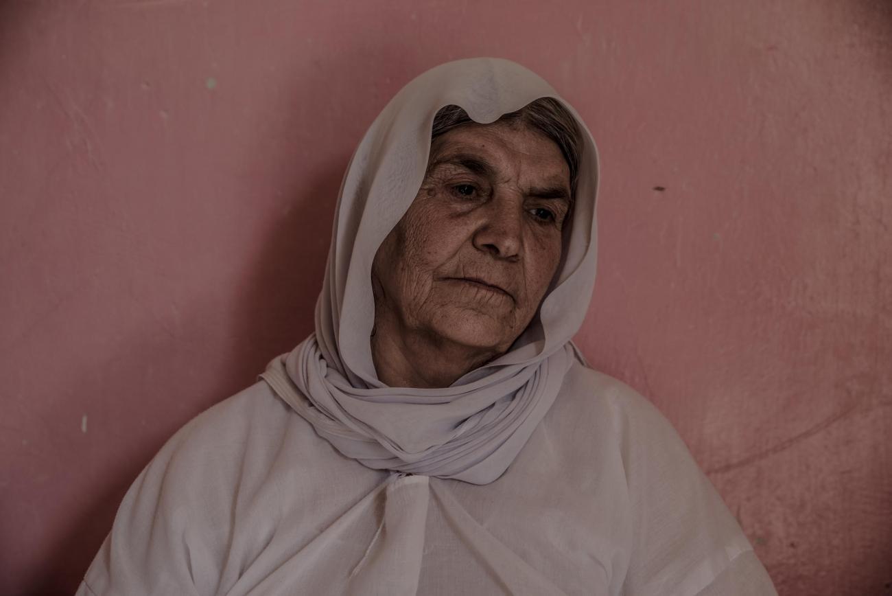 Sinuni, Irak.  © Emilienne Malfatto