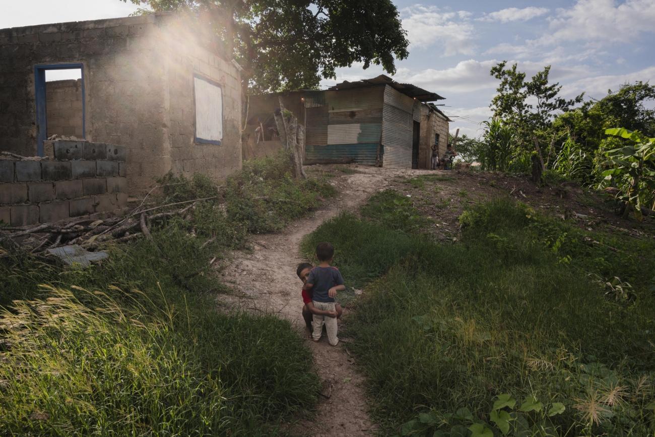 Etat d'Anzoategui, nord du Venezuela.  © Adriana Loureiro Fernandez/MSF