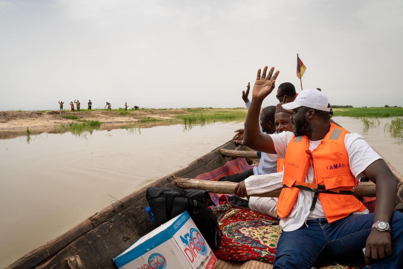 © MSF/Mohamed Dayfour
