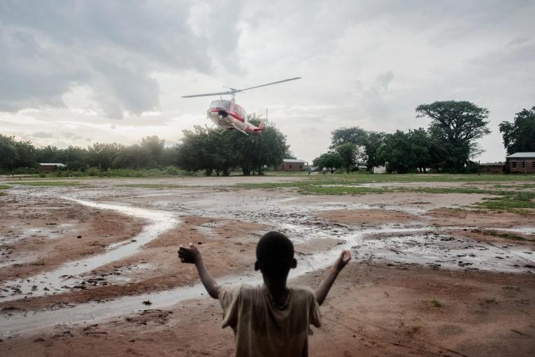 Malawi floods, FEB 2015