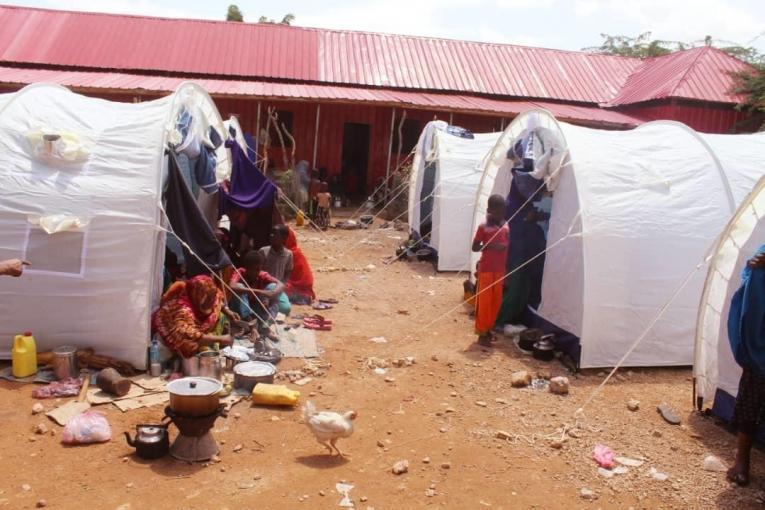 Beledweyne district, Somalie.  © MSF