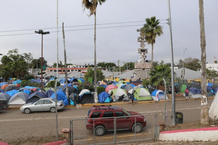 MSF répond aux besoins des personnes migrantes à Matamoros, à la frontière entre le Mexique et les Etats-unis.