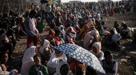 Ethiopian Refugees Crossing: Hamdayet Entry Point