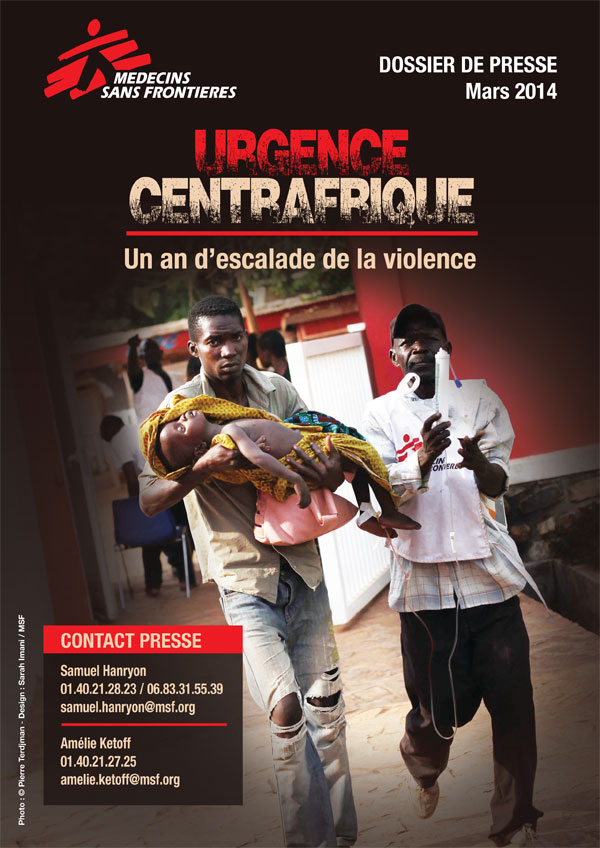 republique centrafricaine : violence continue encontre civils
