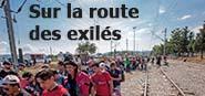 Blog MSF sur le route des exilés