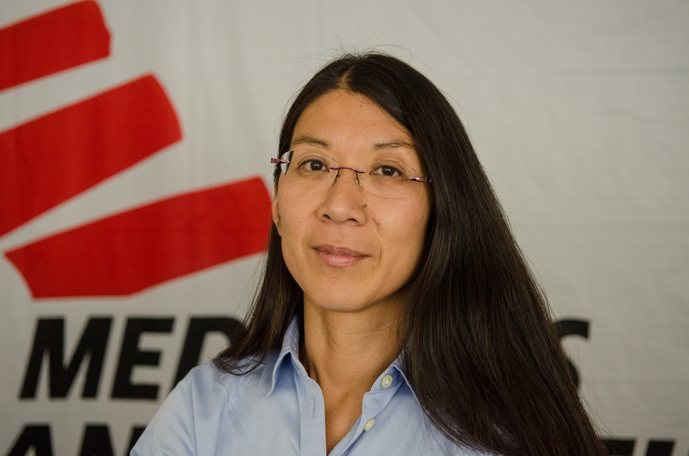 Joanne Liu, Présidente internationale de MSF