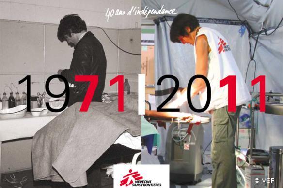 1971 à 2011 : 40 ans d'indépendance