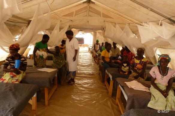 En 2015, plus de 1 000 personnes ont été hospitalisées dans une région reculée de la RDC après avoir été intoxiquées par des médicaments «falsifiés» ou mal étiquetés.