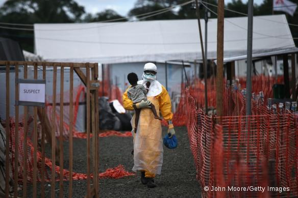 Les survivants d'Ebola