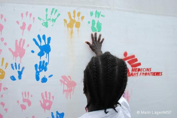 Une survivante d'Ebola
