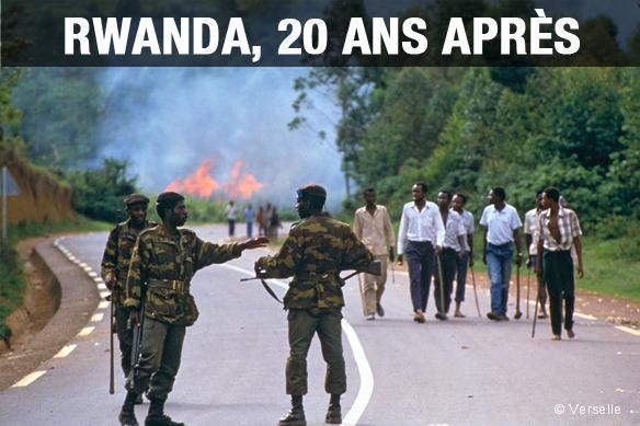 Dossier Rwanda, 20 ans après